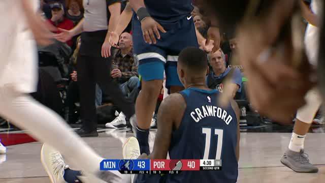 Berita video game recap NBA 2017-2018 antara Portland Trail Blazers melawan Minnesota Timberwolves dengan skor 123-114.