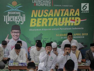 Nusantara Bertauhid Ajak Masyarakat Hatam Alquran