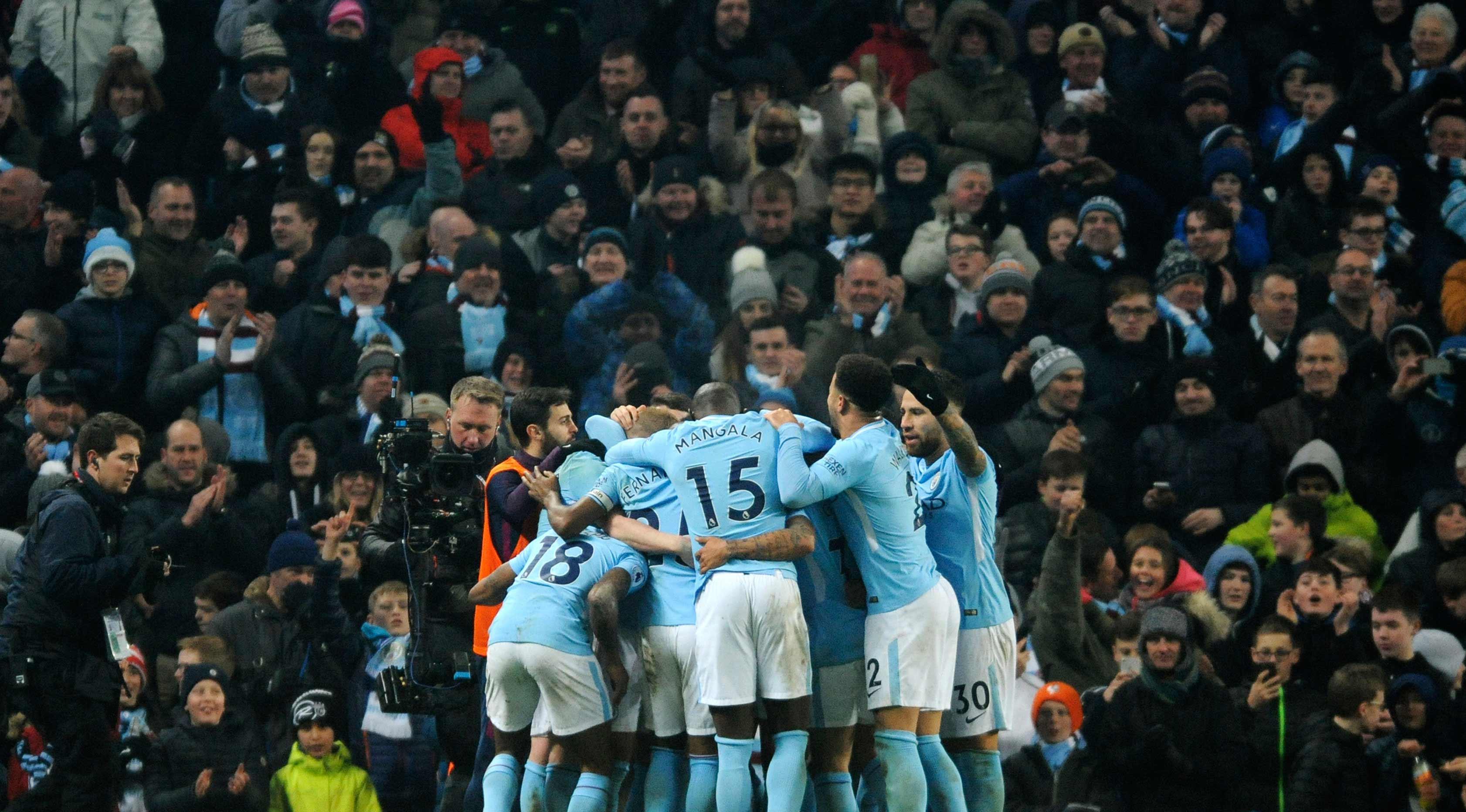 Manchester City (AP Photo / Rui Vieira)