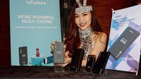 Powerbank Vivan terbaru hadirkan kemampuan isi daya cepat dengan teknologi Quick Charge 3.0 milik Qualcomm dan nirkabel (Foto: Wook Indonesia/Vivan)