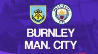 Premier League -  Burnley Vs Manchester City (Bola.com/Adreanus Titus)