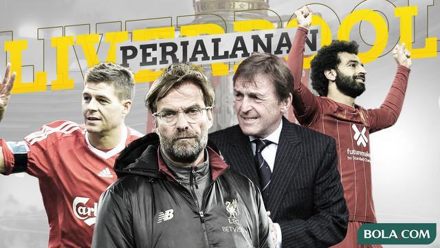 Berita Video Cerita Perjalanan 30 Tahun Liverpool di Premier League