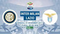 Serie A_Inter Milan Vs Lazio (Bola.com/Adreanus Titus)