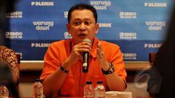 Anggota Komisi III DPR RI Bambang Soesatyo (Liputan6.com/Johan Tallo)