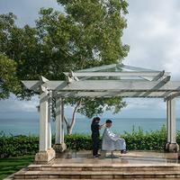 AYANA Resort and Spa, BALI memberikan pengalaman unik potong rambut gratis dengan keindahan alam fantastis