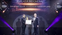 Paramount Village dari Paramount Land raih penghargaan di PropertyGuru Indonesia Property Awards 2019