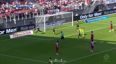 Berita video highlights Eredivisie 2017-2018 antara FC Utrecht melawan PSV Eindhoven dengan skor 1-7. This video presented by BallBall.