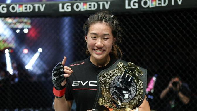 Angela Lee (One Championship)