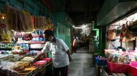 Pasar Genteng Surabaya (Foto: Liputan6.com/Dian Kurniawan)