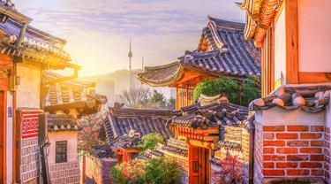 Ilustrasi Korea Selatan