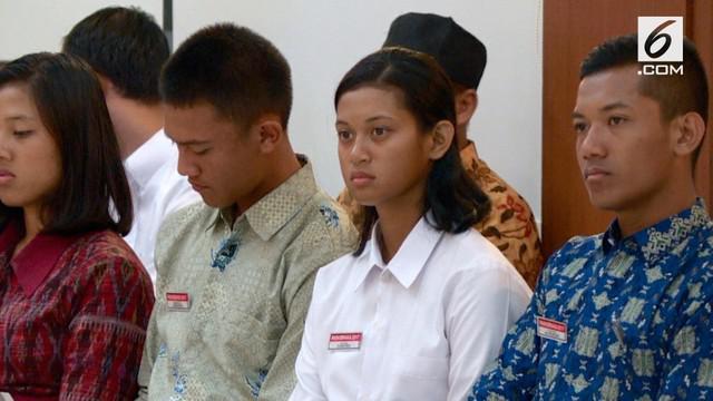 Nantinya 1.000 Paskibraka 2017 dari seluruh Indonesia akan mengikuti apel akbar yang akan dilaksanakan pada Rabu, 22 Agustus 2017.
