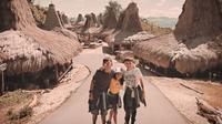 Ketiga Anak dari Darius Sinathrya dan Donna Agnesia (dok.Instagram@darius_sinathrya/https://www.instagram.com/p/B0f_KiAnk9n/Devita Nur Azizah