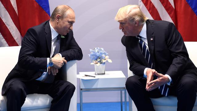 Mayoritas Masyarakat AS Dukung Donald Trump Undang Presiden Rusia ke Gedung Putih