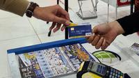 Transaksi Kartu Debit Bank BTN (dok: BTN)