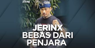 Jerinx  SID Bebas Setelah 10 Bulan Mendekam di Penjara