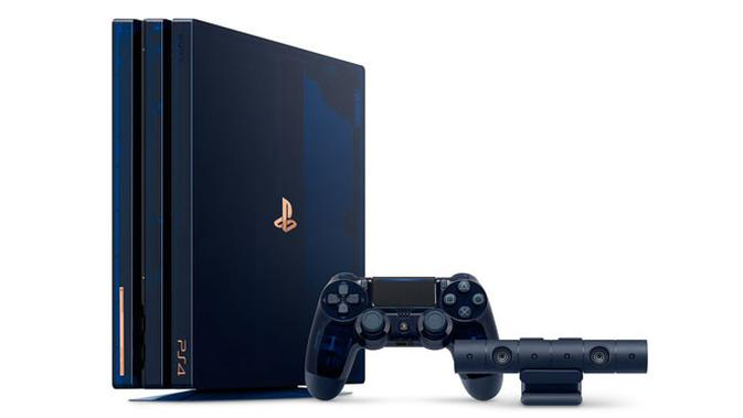 Capai angka penjualan 500 juta konsol hingga saat ini, Sony luncurkan PS4 Pro edisi terbatas. (Doc: Play Start)