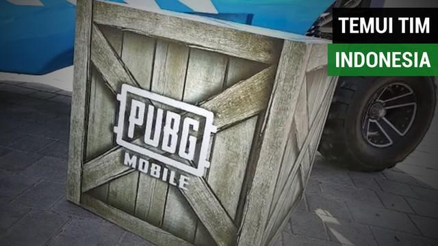 Berita video vlog Bola.com kali ini ke Dubai, Uni Emirat Arab, untuk menemui tim Indonesia, Bigetron, di ajang bergengsi PUBG Mobile Star Challenge 2018.