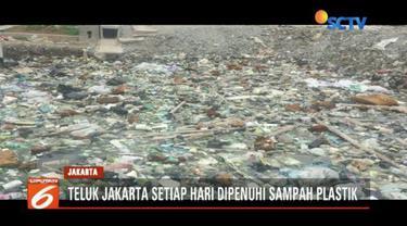 Indonesia dijuliki pembuang sampah plastik di laut terbanyak terbesar kedua setelah Tiongkok.