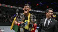 ONE Championship Aung La N Sang (Dok: ONE Championship)