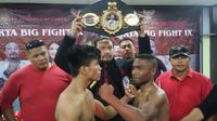 Promotor tinju profesional, Martin Daniel, mengadakan Jakarta Big Fights 9 untuk mencari petinju juara dunia. (dok. Jakarta Big Fights 9)