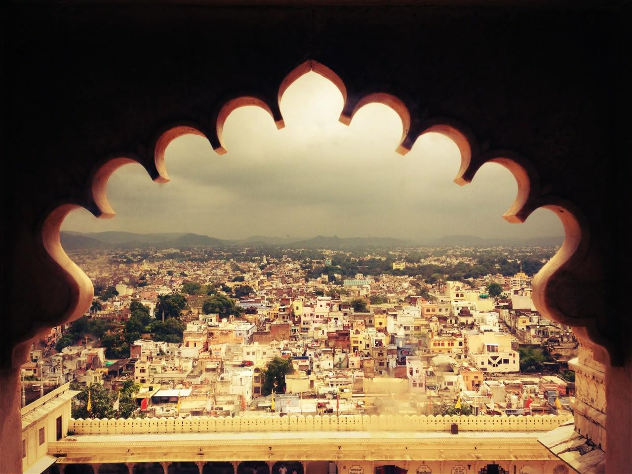 Udaipur, Rajasthan, India. (two-browngirls.com)