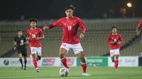 Penyerang Timnas Indonesia U-23, Hanis Saghara, menyebut kekompakan semua pemain jadi kunci kemenangan 2-1 atas Tajikistan pada laga uji coba.