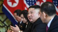 Pemimpin Korea Utara Kim Jong-un (AFP/Saul Loeb)