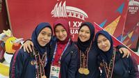 Atlet Tarung Derajat Jabar di PON XX Papua 2021/Dok Pribadi