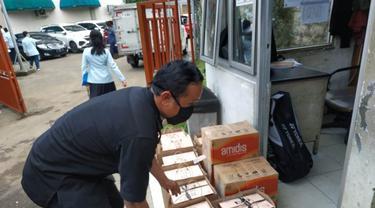 RM di Bogor Buka Dapur Umum Bagi Tenaga Medis dan Keluarga Pasien Covid-19