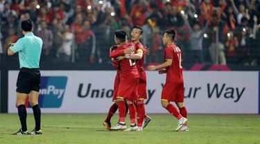 Timnas Vietnam, Piala AFF 2018