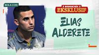 Wawancara Eksklusif - Elias Alderete (Bola.com/Adreanus Titus)