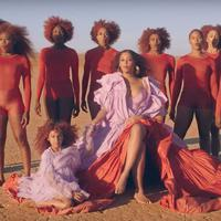 Libatkan Blue Ivy, Beyonce pukau dunia lewat video klip lagu Spirit yang jadi OST The Lion King. (VeVo)