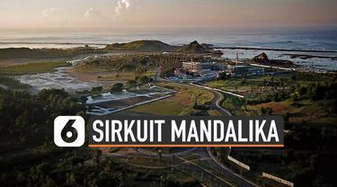 Menparekraf Wishnutama ungkapkan kekagumannya akan keindahan Lombok. Saat melakukan kunjungan ke Sirkuit Mandalika tempat gelaran MotoGP 2021.