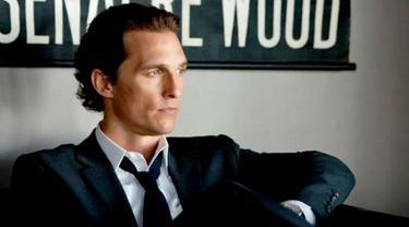 Matthew McCounaghey Tergiur Musim Kedua True Detective