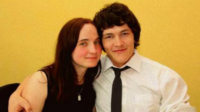 Jurnalis Slovakia, Ján Kuciak (kanan), dan kekasihnya Martina Kušnírová, ditemukan tewas ditembak. (Facebook/Martina Kušnírová)