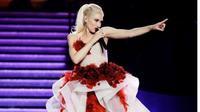 Gwen Stefani. (dok.Instagram @gwenstefani/https://www.instagram.com/p/B3aJSAaBbZN/Henry)