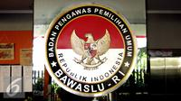 Logo Bawaslu (Liputan6.com/Helmi Afandi)