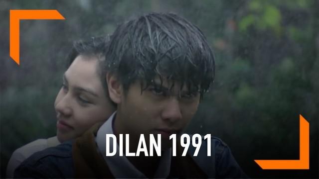 FIlm Dillan 1991 langsung memecahkan rekor box offixe di hari perdana penayangannya. Film sekuel Dillan 1990 ini sudah ditonton 800.00 orang.