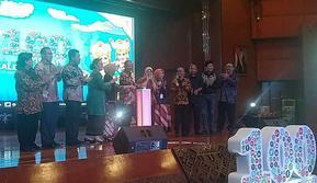 Menteri Pariwisata Arief Yahya di peluncuran 100 National CoE 2020. (Liputan6.com/Henry)