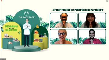 Perayaan Ramadan yang Lebih Hijau Bersama The Body Shop