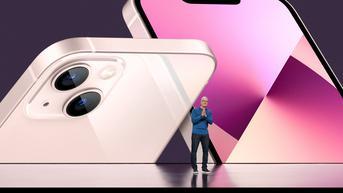 FOTO: Apple Resmi Rilis iPhone 13