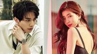 Sejak kabar pacaran beredar luas, Suzy dan Lee Dong Wook jarang tampil bersama di depan publik (Soompi)