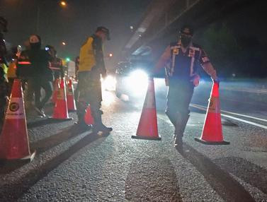 Petugas Gabungan Gencarkan Pemeriksaan SIKM Jakarta