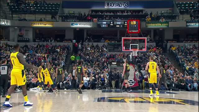 Berita video game recap NBA 2017-2018 antara Indiana Pacers melawan Atalanta Hawks dengan skor 112-87.