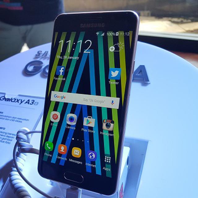 Harga Samsung Galaxy A3 2016 Smartphone Murah Dengan