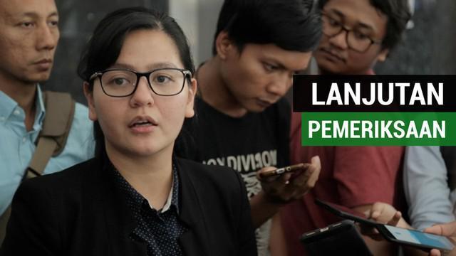 Berita video Sekjen PSSI, Ratu Tisha, mengungkapkan hal-hal yang dibahas saat pemeriksaan lanjutan dengan Satgas Antimafia Bola di Kantor Ombudsman Republik Indonesia, Kuningan, Jakarta, Jumat (4/1/2019).