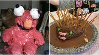 Dekorasi gagal kue ulang tahun (Sumber: Buzzfeed)