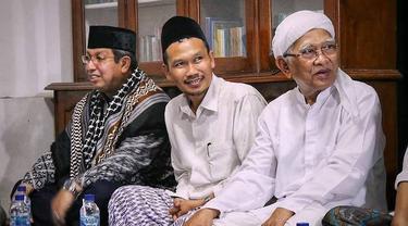 Sayid Said Agil Husin Al Munawwar, Gus Baha dan Gus Mus.