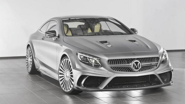 Mercedes Benz S63 Amg Coupe >> Ditangan Modifikator Ini Mercy S63 Amg Coupe Makin Buas