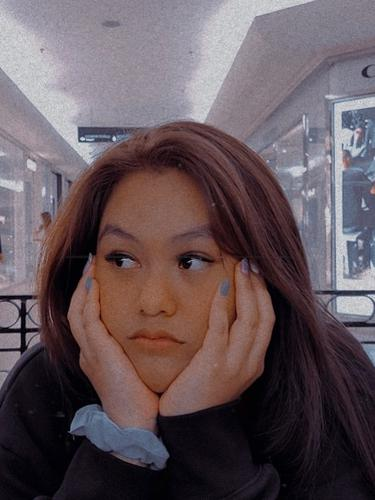 Nayla Ayu, putri Eko Patrio